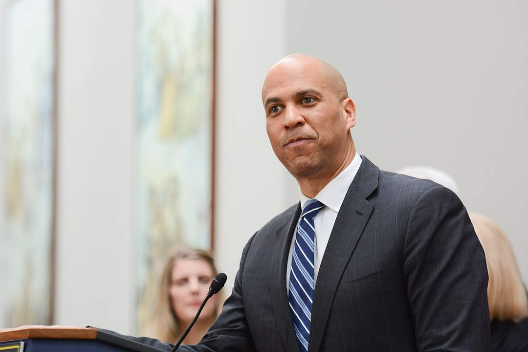 Cory Booker looks to take criminal justice reform in a new direction.