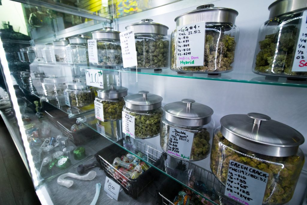 Cannabis reform has already taken place in nearly half of the states in the US.