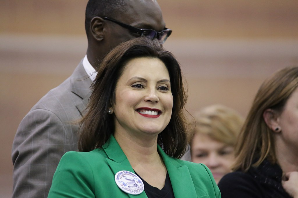 Gov. Gretchen Whitmer is looking to remove some of the barriers people with criminal records encounter after prison.