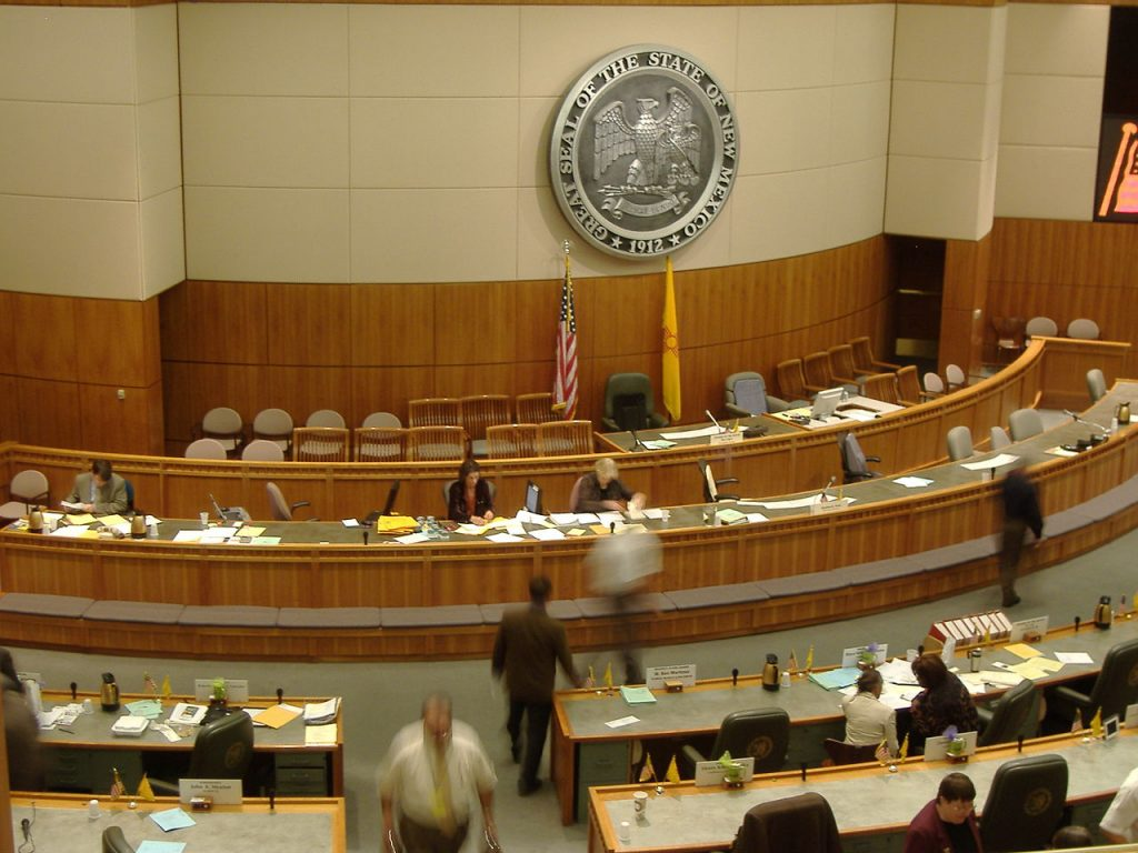 The New Mexico Civil Rights Act bans qualified immunity and more.