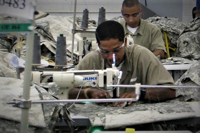 The prison industrial complex has generated massive profits for companies like UNICOR.