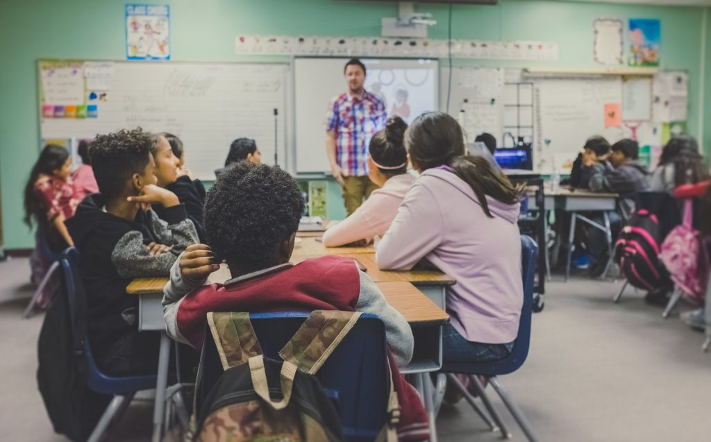 The school to prison pipeline begins in the classroom.