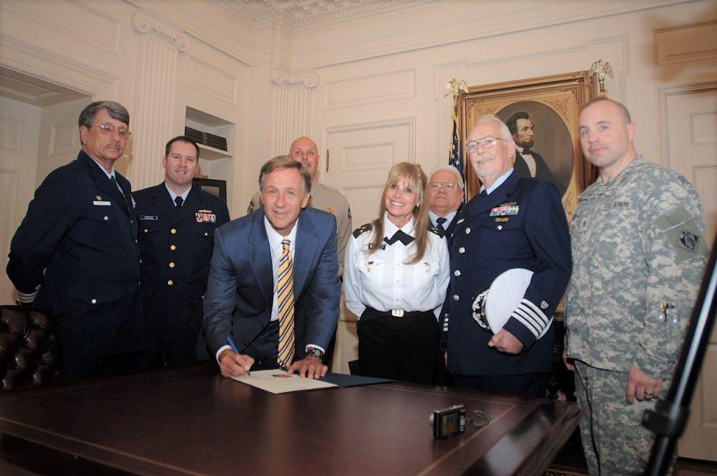 Tennessee Gov. Bill Lee signed two justice reform bills into law on Monday, May 24.