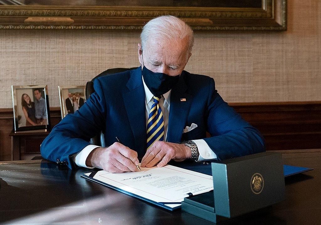 The Biden administration's new budget features many justice reform items.