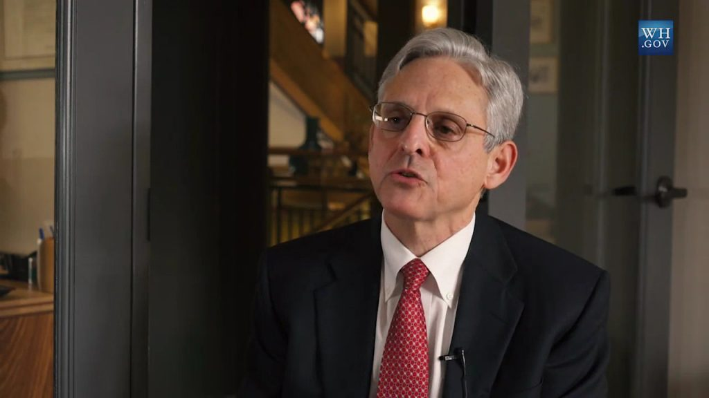 AG Merrick Garland and the DOJ are requiring federal agents to wear body cams.