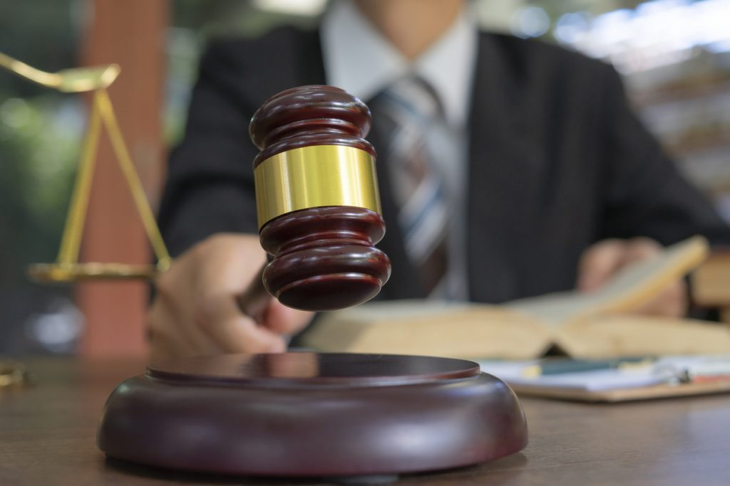 People with a criminal record are almost always excluded from juries.