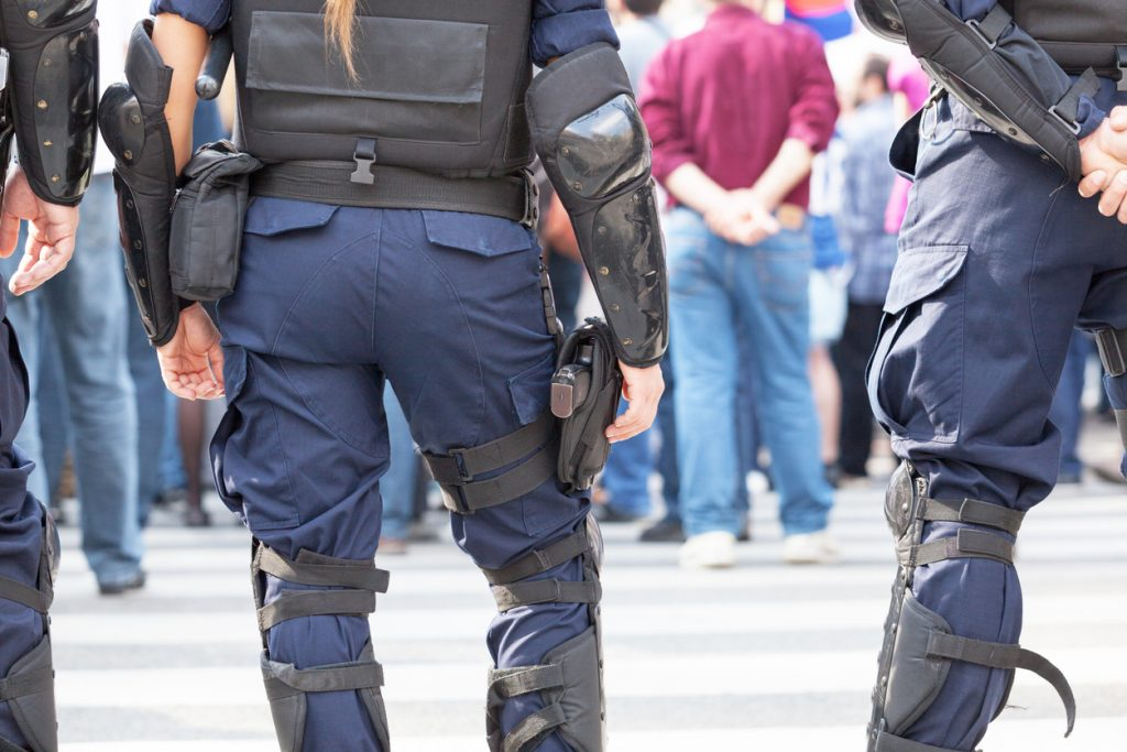 Police are more likely to use force on people with disabilities.