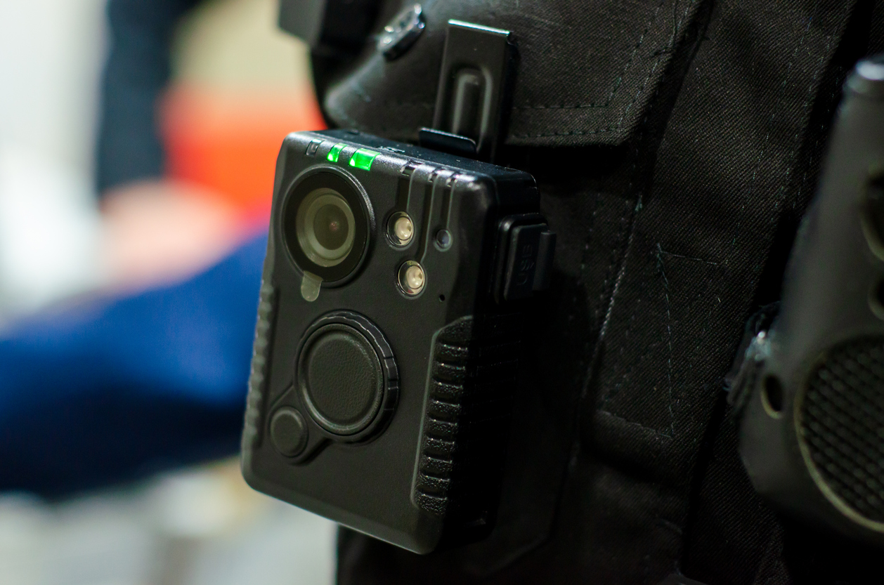 The footage from a police body camera is sometimes not subject to FOIA requests.