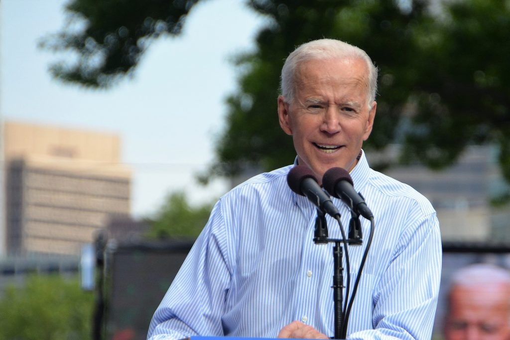Biden has said that he does not want to reduce the police department budget.