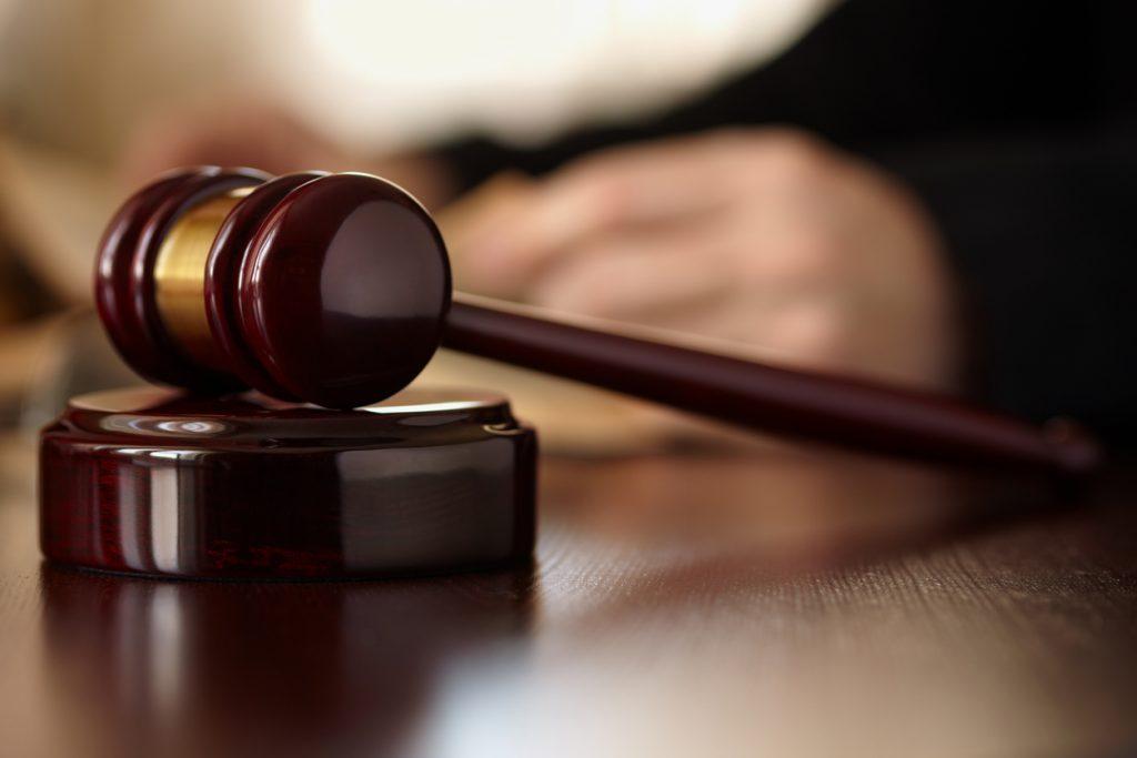 Jury sentencing has ended in Virginia.